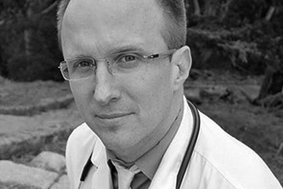 Aaron Blackledge, MD